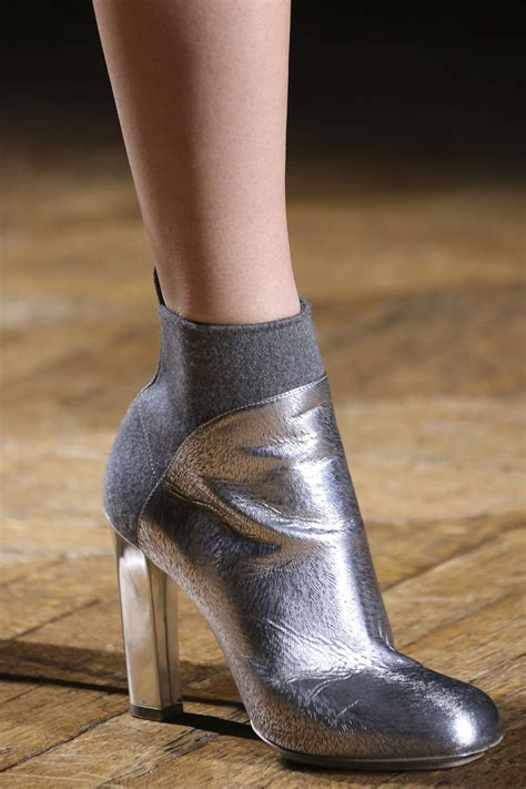dries noten autumn winter 2014 ready to wear shoes 구두 신발 부츠