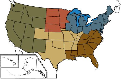 map of united states territories sales territories map