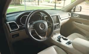 Jeep Grand Cherokee Limited Interior Car And Driver