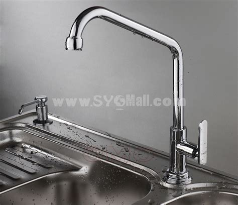 Omo All Brass Single Handle Rotatable Pull Out Kitchen No Cold Water In Kitchen Sink