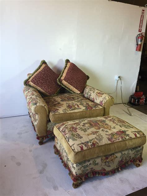 unusual ottomans route 66 furniture 187 unique chair and ottoman