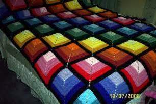 afghan cabin crochet log pattern crochet patterns