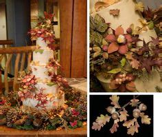 Cakes From Cabin Ridge by Autumn Wedding Cakes On