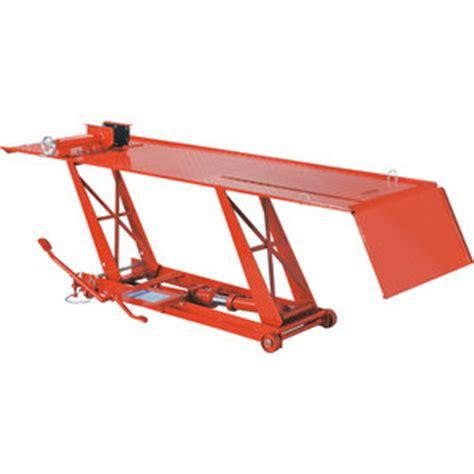 harbor freight bike lift table for 324 suzuki gsx r