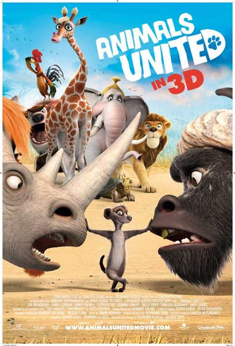 animals united posters from poster shop