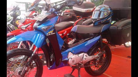 Gambar Modif Supra X 125 D by Modifikasi Honda Supra X 125 Jadi Trail Motorwallpapers Org