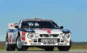 Lancia 037 Rally Lancia Rally 037 B 1983 86