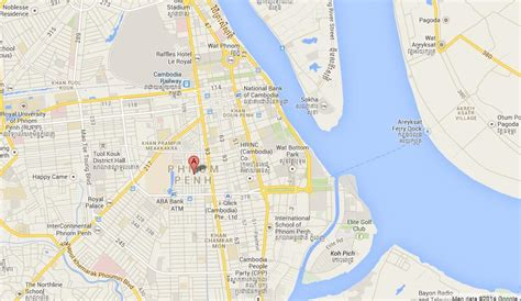 map  phnom penh