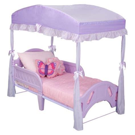 delta children girls toddler bed canopy target
