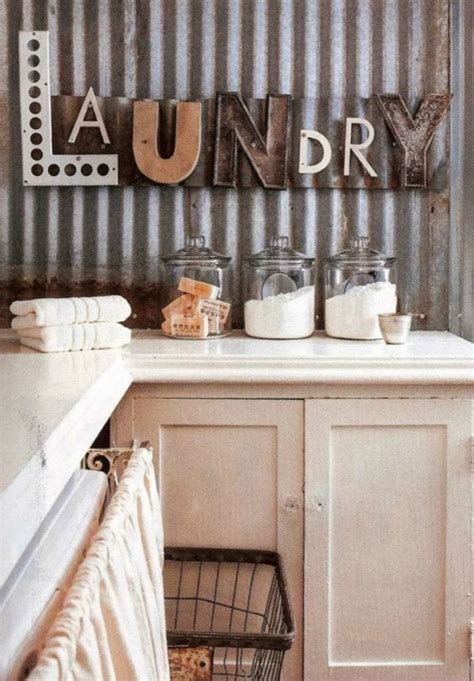 creative laundry room ideas   home  ways