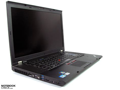 Laptop Lenovo Thinkpad W520 review lenovo thinkpad w520 notebook notebookcheck net reviews