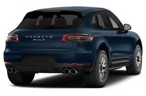 2015 Porsche Macan Price 2015 Porsche Macan Price Photos Reviews Features