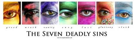 7 deadly sins colors seven deadly sins lulu s adventures
