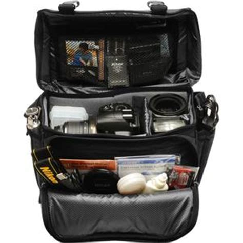 nikon deluxe digital slr gadget bag factory refurbished ebay