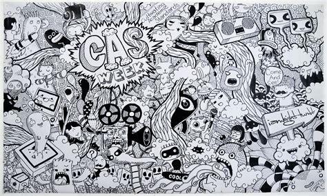 doodle background doodle your mind by melendres on deviantart
