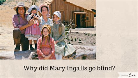 Did Ingalls Really Go Blind the real reason ingalls went blind holy kaw