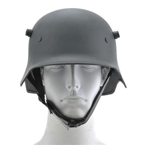 Motorradhelm Stahlhelm by German Ww1 M1918 Stahlhelm Cutout Helmet Cavalry Model