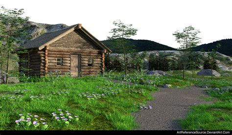 The Cabin In The Woods Free by Free Stock Png Cabin In Woods Background By