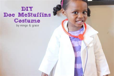 pattern child s lab coat diy doc mcstuffins costume mingo grace