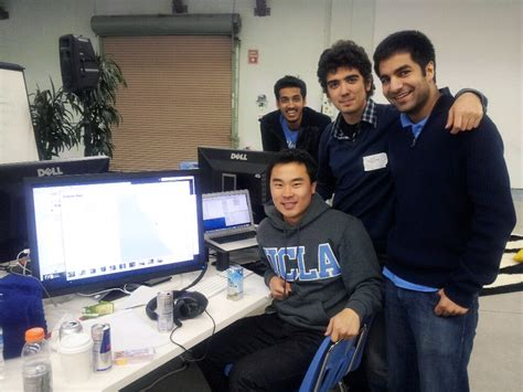 Ucla Computer Science Mba bruins earn honorable mention in s national c
