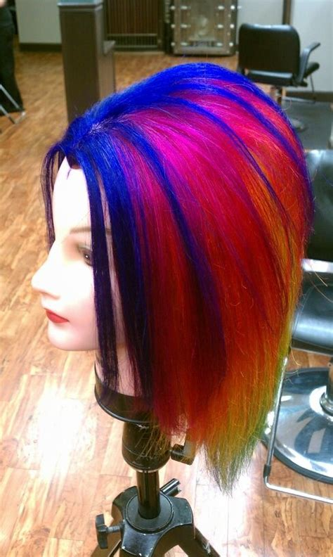 urban hair color pictures 44 best images about urban shock on pinterest pink blue