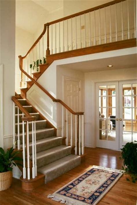 home decoration design wooden staircase design