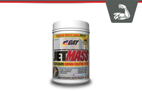 creatine jetmass gat jetmass review german creatine system for bigger