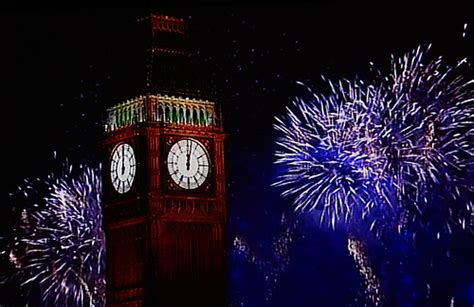 new year sts uk new years 2007 2008 big ben the