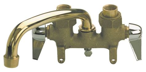 B K Outdoor Faucet Parts by B K 125 001 Laundry Faucet With Straddle Legs 8 In