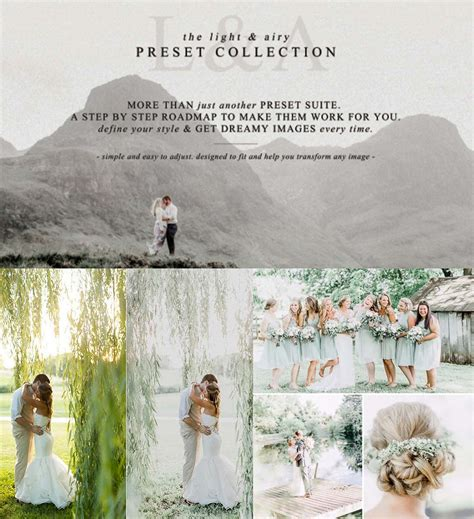 free light and airy lightroom presets the light airy lightroom preset collection free