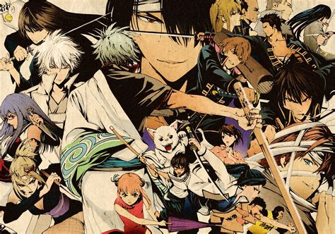 images  gintama  pinterest gin anime  samurai
