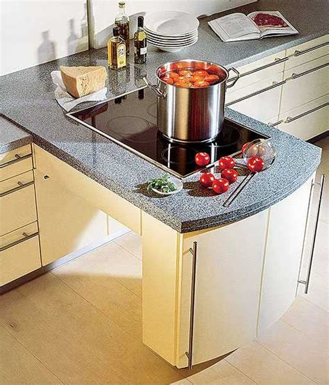 artificial countertops add style and health to your