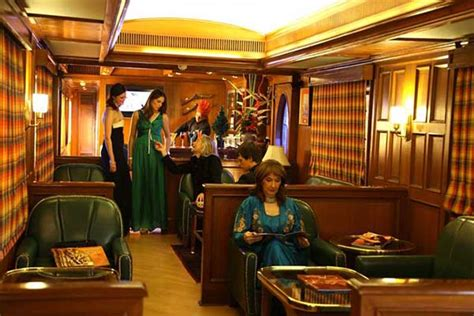 Maharajas Express Train maharajas express presidential suite photo gallery