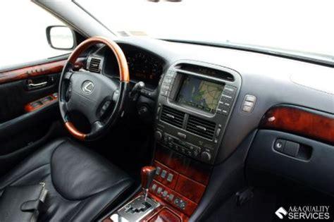 lexus ls430 interior katy perry buzz