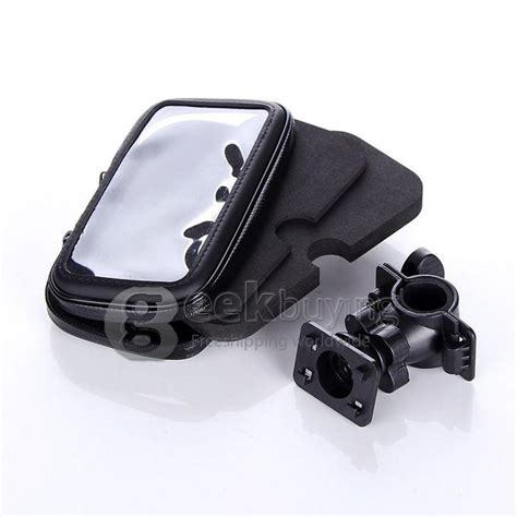 New Arrival Bicycle Bike Phone Holder With Waterproof Ck653 waterproof phone cover bag handlebar mount holder for n7100 note3