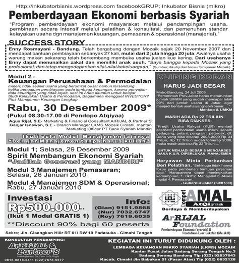 Manajemen Pemasaran Untuk Eksekutif Non Pemasaran penawaran perusahaan program 2014 new arrijal partners