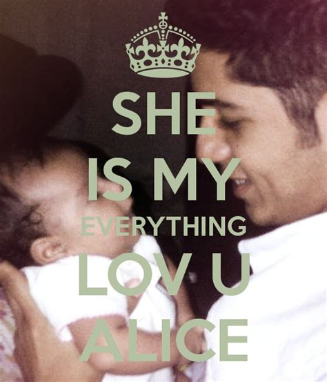 why is my everything she is my everything lov u keep calm and carry on image generator
