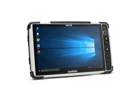 rugged tablet computer algiz 10x rs geospatial