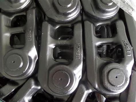 cadenas para ruedas de maquinas cadenas de oruga piezas de excavadoras y topadoras helong