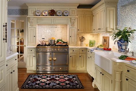 traditional kitchen ideas english style in ridgewood