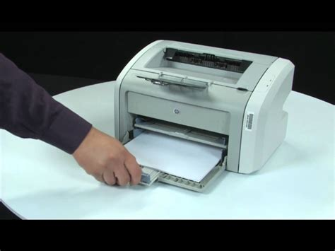 hp laserjet 1020 reset spooler fixing a paper jam hp laserjet 1020 printer youtube