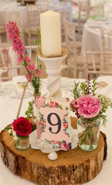 wood slices for table centerpieces rustic wedding log tree wooden slice slab trunk decoration