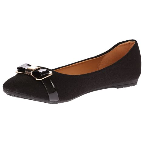 8 Advantages Of Flat Shoes Heels by Catherine Womens Ballerinas Flats Dolly Shoes Pumps
