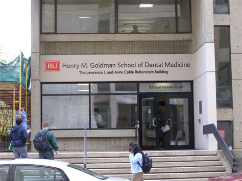 Tufts Dental School Mba Program by Ohs Health Masters Graduate Sciences