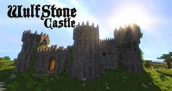 Tiny House Layouts Wulfstone Castle Minecraft Castle Design