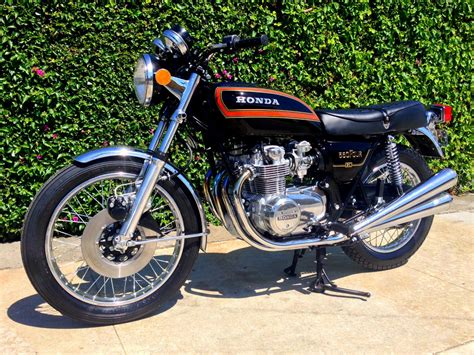 restored honda cb550 1978 photographs at classic bikes