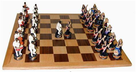 Themed Chess Sets by A Blog From Chesscube Chess Chesscube And Everything In Between Part 3