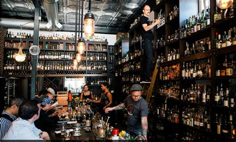 Top 10 Cocktail Bars In by The Ten Best Cocktail Bars In America 2014 Craveonline