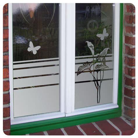 Wc Fenster Sichtschutz by Sichtschutzfolie Fensterfolie Calla Glasdekorfolie