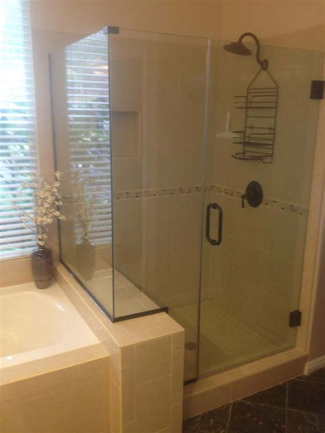 Shower Door San Diego Frameless Shower Doors San Diego Frameless Splash Wall With 38 Frameless Splash Wall With 38